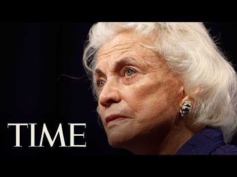 Sandra Day O'Connor Announces Early Stages Of Dementia & Possible Alzheimer's Disease | TIME