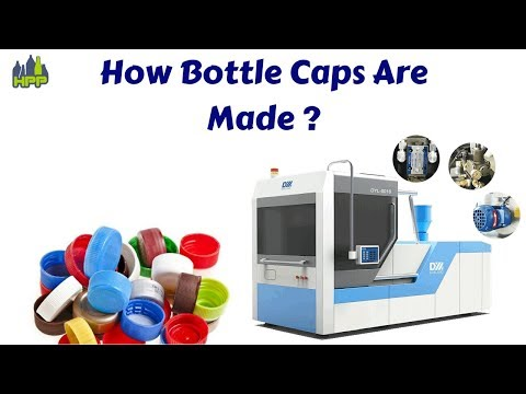 How Bottle Caps are made?