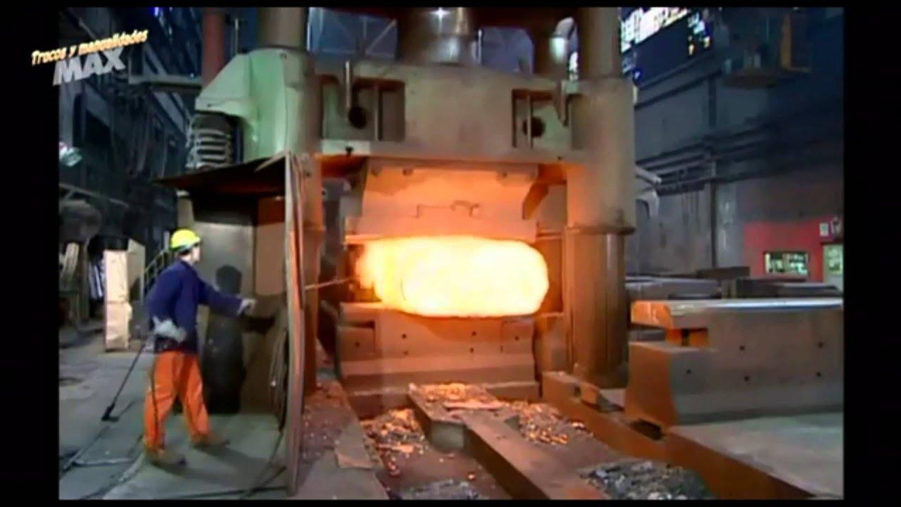 VIDEOS - Materiales. Tratamientos de los aceros