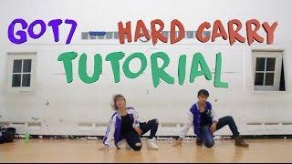 GOT7 - HARD CARRY (하드캐리) DANCE TUTORIAL