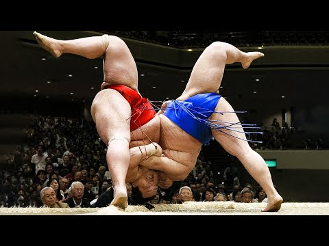 13 Brutal Sumo Fighters That Will Make You Shiver