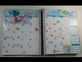Plan with me in My Recollections  Planner – March Monthly – (ft  Planning Choco)