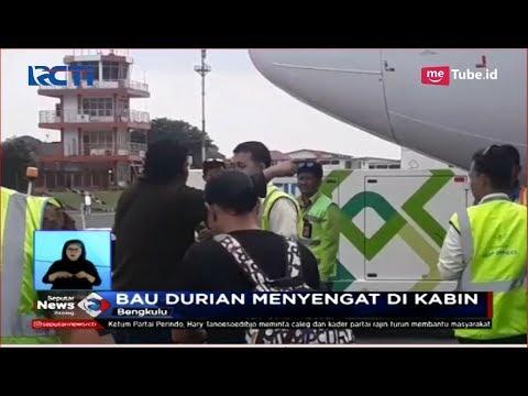 Protes Bau Durian di Pesawat Sriwijaya Air, Penumpang Adu Mulut dengan Petugas - SIS 06/11