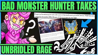 TEOSTRA IS NOT THE STRONGEST ELDER DRAGON - The Worst Hunters in Monster Hunter! (Iceborne/Rise/Fun)