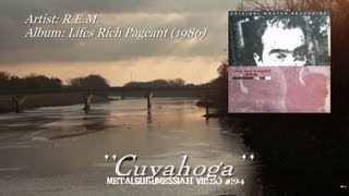 Watch Rem Cuyahoga video