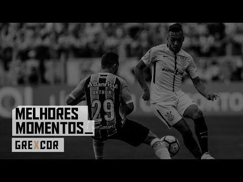 Melhores Momentos - Grêmio 0x1 Corinthians - Brasileirão 2017