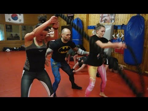 Zirkel Workout 2018   Fight Academy Song Paderborn