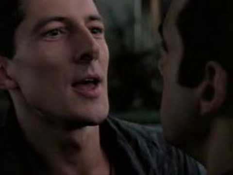 Duncan and Methos  The 'jimmy'