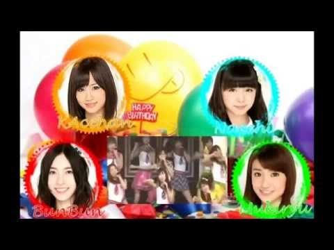 【AKB48】『Party Ga Hajimaru Yo !』 {Groubdub/Collaboration}