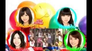 【AKB48】『Party Ga Hajimaru Yo !』 {Groubdub/Collaboration}