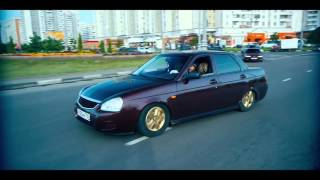 (Лада) (Седан) баклажан Тимати feat: девушка баклажан