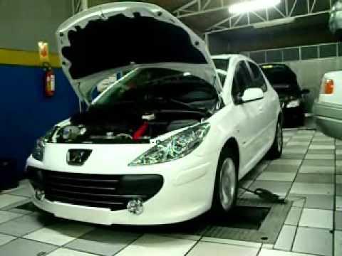 Peugeot 207 1.6 16v THP - Automobilismo