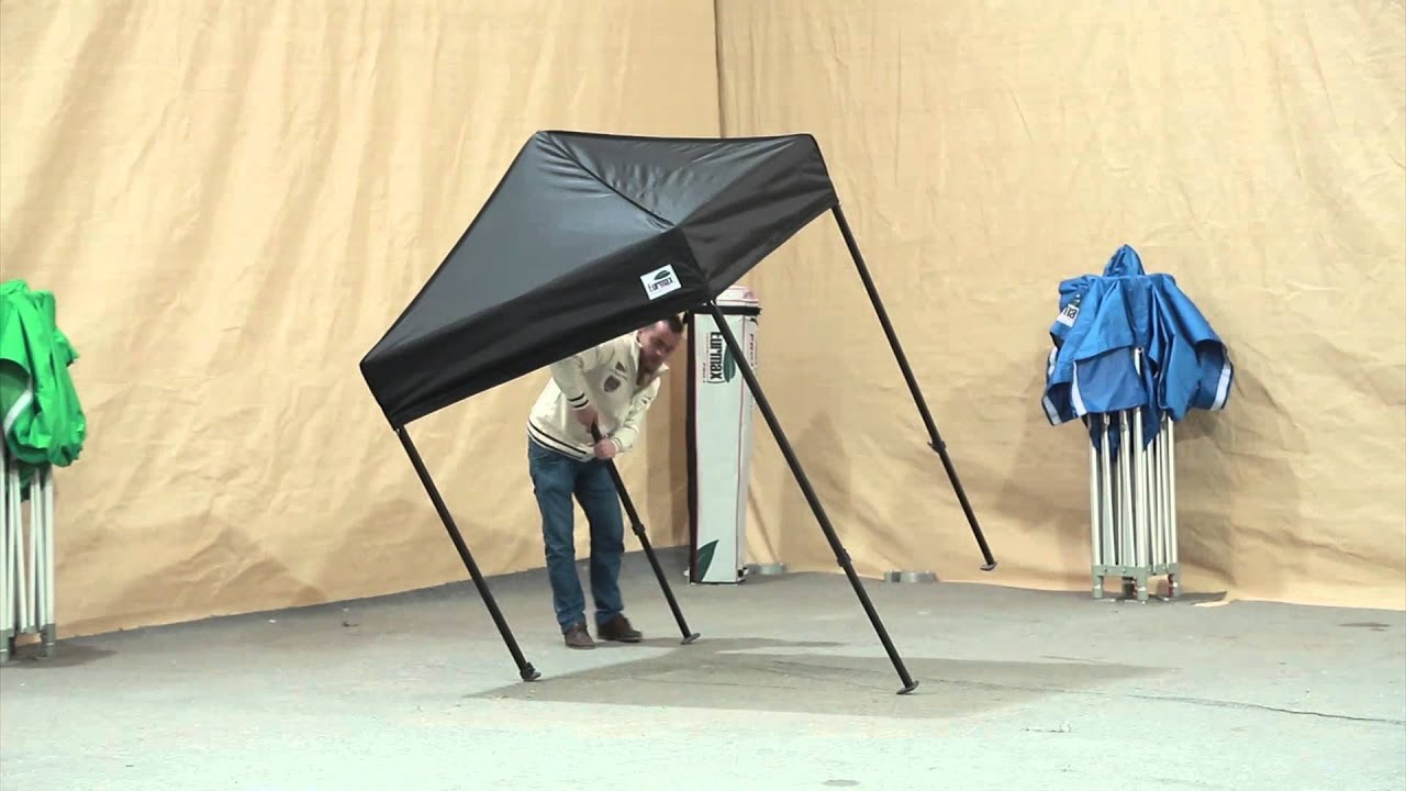 & How To Setup 5x5 Photo booth Canopy - YouTube