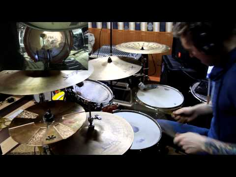 Linkin Park - Session drum cover by Nikita Lebedev