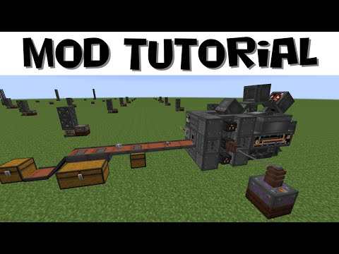 Immersive Engineering Tutorial #5 - Excavator and Mineral Deposits (MC 1.7.10)