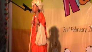Jeddah Tamil Sangam ( JTS)- Kids Event-2012 Fancy Dress Competition