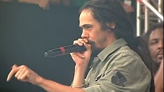 Stephen & Damian Marley - Could You Be Loved? - 8/2/2008 - Newport Folk Festival (Official)