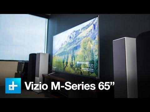 """Vizio 65"""" M65-D0 4K Ultra HD TV - Review"""
