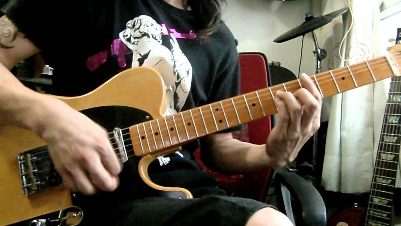 五月天 為愛而生 04 我又初戀了 Guitar Cover - YouTube
