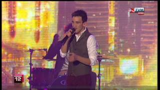 Gianluca Bezzina winner of Malta Eurovision 2013 - Tomorrow (Final)