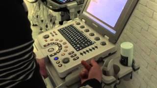 MySonoU6 портативный узи аппарат Самсунг(Презентация портативного узи сканера MySonoU6 в новом демо-зале