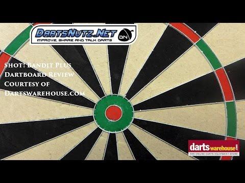 puma bandit plus dartboard review