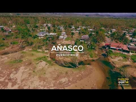 Puerto Rico No Esta Apagao: Visita a Añasco