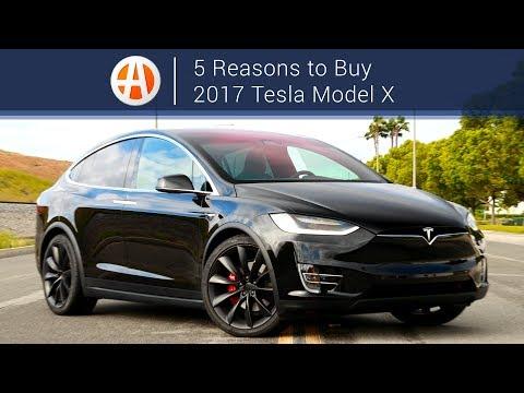 2017 Tesla Model X   5 Reasons to Buy   Autotrader