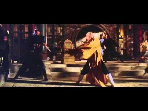 Derek Yee & Ti Lung in The Sentimental Swordsman (1977)