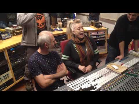 Lyra-8 presentation during Recording Workshop with Sylvia Massy at Caste Studios, Germany 15.09.2017