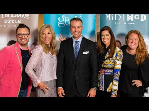 The Design Network: Red Carpet Event from High Point Furniture Market