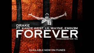 Drake ft Kanye West.Lil Wayne & Eminem. - Forever - Klingelton Download