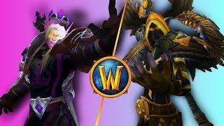 Unkillable DRUID vs Godly PALADIN! (1v1 Duels) - PvP WoW: Battle For Azeroth 8.1