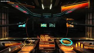 Elite: Dangerous - Alpha 3 - Zelada Spaceport