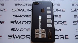 Use 5 SIM cards in the iPhone 7 Plus - World