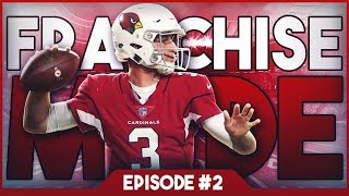 Madden 19 - Arizona Cardinals Draft To Glory Franchise Mode #2
