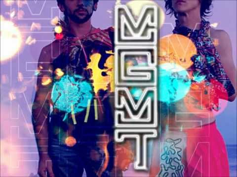 MGMT 5 songs : Kids || Time to pretend || Weekend Wars || Electric feel || Youth