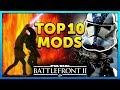 TOP 10 Revenge of the Sith MODS - Star Wars Battlefront 2 Mod Showcase