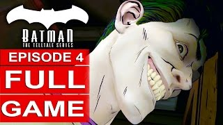 BATMAN Telltale EPISODE 4 FULL Gameplay Walkthrough Part 1 No Commentary (BATMAN Telltale Series)