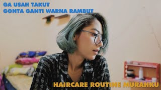 TIPS PERAWATAN RAMBUT / HAIRCARE ROUTINE SIMPLE ALA ALICELSSS