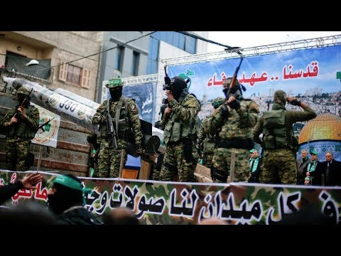 Finkelstein: Hamas Isn't The Threat That Israel Claims (2/4)