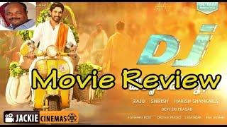 Dj Duvvada Jagannadham Movie REVIEW by jackiesekar | Allu Arjun | Pooja Hegde | Harish Shankar | dsp