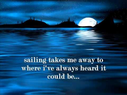 sailing lyrics christopher cross