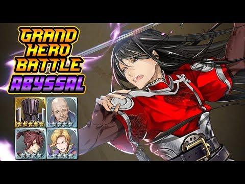 [F2P] ABYSSAL Navarre Grand Hero Battle   Fire Emblem Heroes