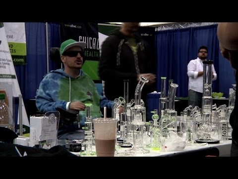 Cannabis conference kicks off in Chicago