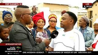 #Bokkephoria hits Zwide township in Port Elizabeth