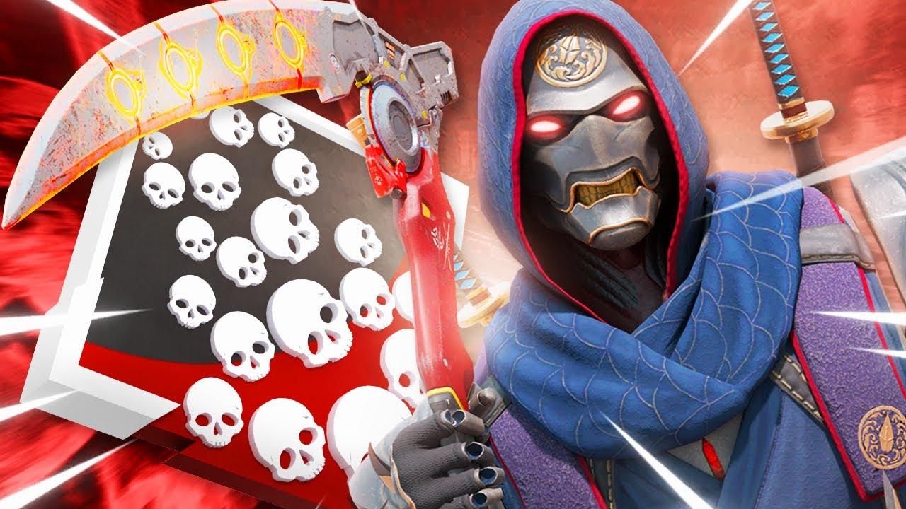 Revenant 20 Kills \u0026 Unlocking Revenant Heirloom (Apex Legends Season 9)