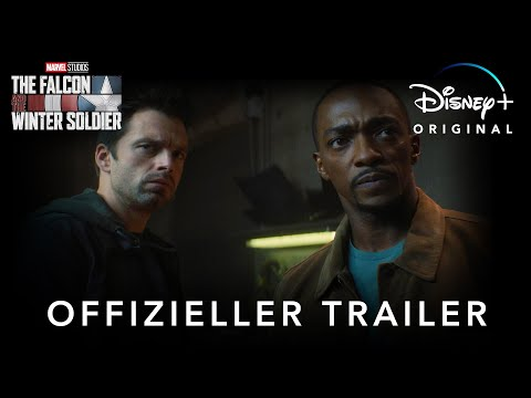 Offizieller Trailer I Marvel Studios' The Falcon and the Winter Soldier I Disney+