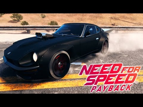 NEED FOR SPEED PAYBACK - O SUPREMO CARRO de DRIFT!!! #41