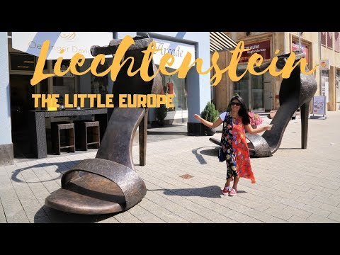 How to Explore Liechtenstein in One Day!!